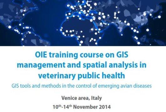 GIS training course - Epizone